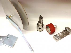 Kit sudura banda ranforsoare 50mm pt robot Forplast P2, cod.1091P2