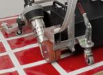 Robot sudura anti-vandalism