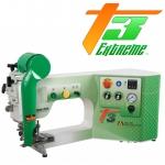 T3 EXTREME - masina sudura banner / finisare print CU PANA CALDA